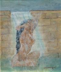 desnudo by miguel covarrubias
