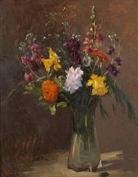 flower study by ferdinand kaufmann