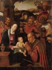 konungarnas tillbedjan by jan van dornicke