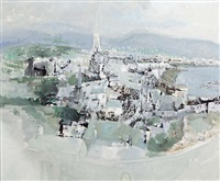 clifden, connemara by george campbell