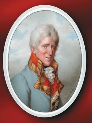 porträt albert herzog von sachsen teschen by alexandrine boely