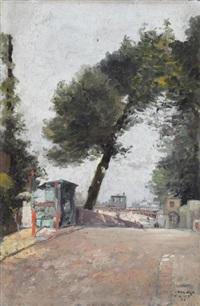 quai de paris by enrique atalaya