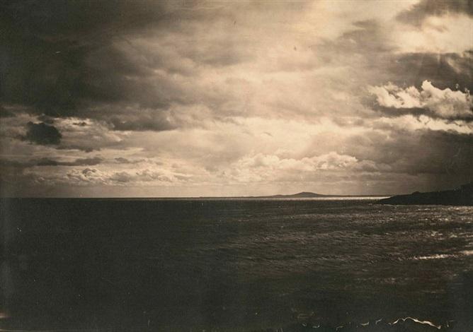 ciel chargé mer méditerranée n°16 printemps by gustave le gray