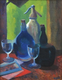 still life in the studio by alison baily rehfisch