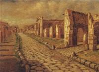 pompei by nicola ascione