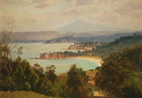 eden, south coast nsw by john allcott