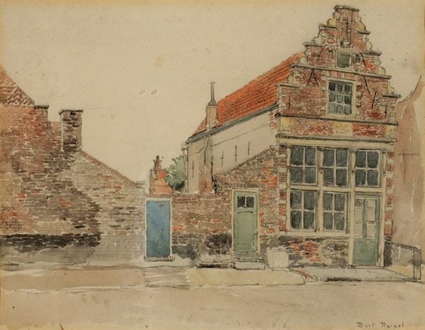 dutch facade by bart peizel
