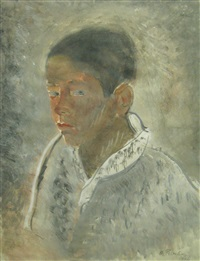 boy portrait by alexandru phoebus