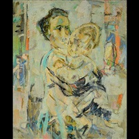 mother and child by martin baer