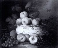 nature morte by i. lesueur