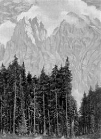 landschaft by franz bilko