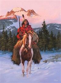 winter scout by chuck ren