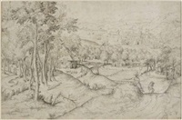 paysage animé by gabriel tola