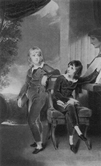 philip and john antrobus by george clint