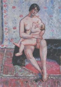 maternité by georgette agutte