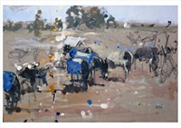 les ânes by habib kibari