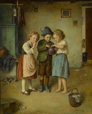 the honey pot by edmund adler