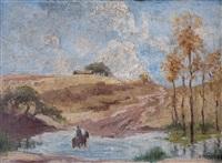a caballo by eduardo amezaga