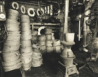 rope store by berenice abbott