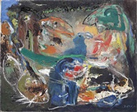 a look into the past by asger jorn