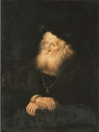 a philosopher, seated by salomon koninck
