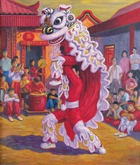 barongsai by sodick ardhani