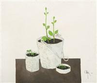 seedlings by constantin piliuta