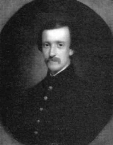 portrait of a union soldier by donald alexander