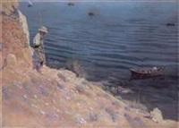 le jeune pêcheur de marseille by paul aubin