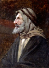 le vieil arabe by alexandre françois bonnardel