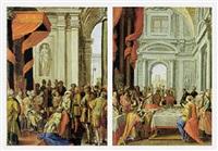 ester sviene davanti ad assuero by anastasio fontebuoni