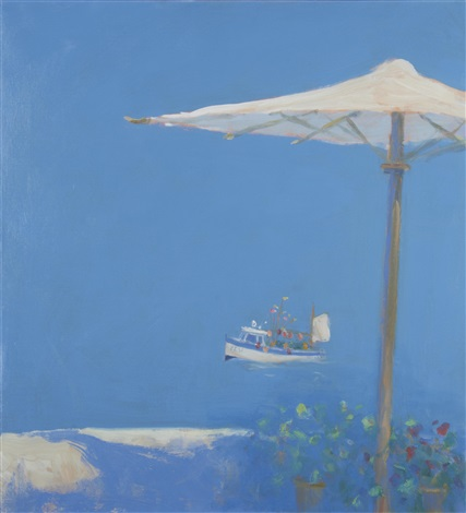 passing the terrace on the tide by john miller