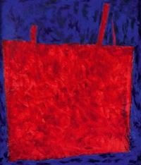 kompozycja czerwona by witold adamczyk