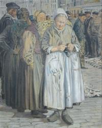 hotteuse bretonne by gaston hochard