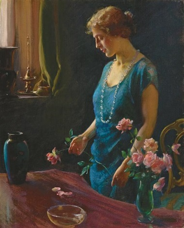 memories by charles courtney curran