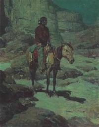 navajo land by frank tenney johnson