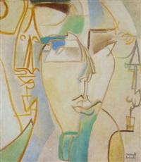 portrait by reynold arnould