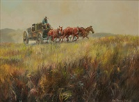 supply wagon by joe rader roberts