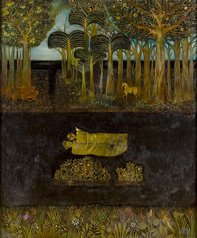 garden of eden by suad al attar