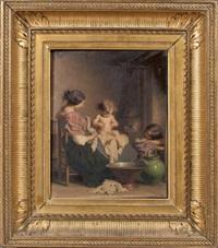 la maternité by alfred van (jacques) muyden