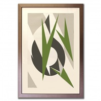 untitled abstract by lee krasner
