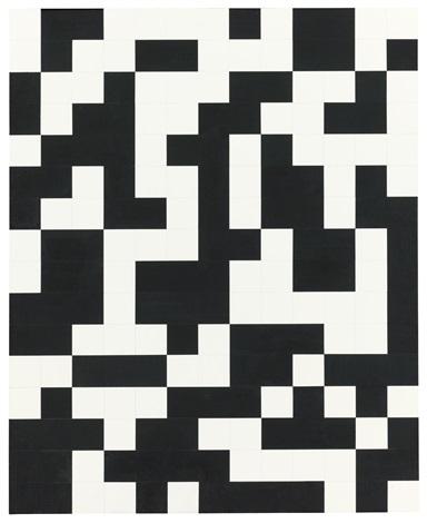 binary lowercase by tauba auerbach