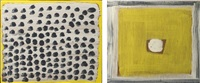 untitled (+ atelier; 2 works) by leon adriaans