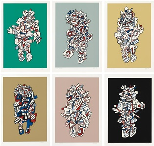 artwork by jean dubuffet