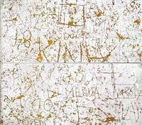 untitled (floor 4) (in 2 parts) by rudolf stingel