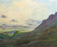 untitled- landscape by jean mannheim