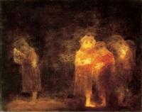 példázatok (parables) by tamás kárpáti