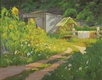 sunflowers by steven allrich