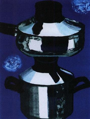 artwork 1996 by carole benzaken