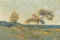the hickory tree by arthur hoeber